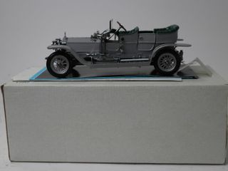 1907 ROllS ROYCE CAR 9  FRANKlIN MINT