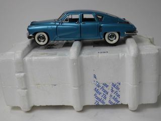 1948 TUCKER CAR 9  FRANKlIN MINT