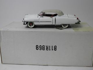 1953 CADIllAC ElDORADO CAR 9  FRANKlIN MINT