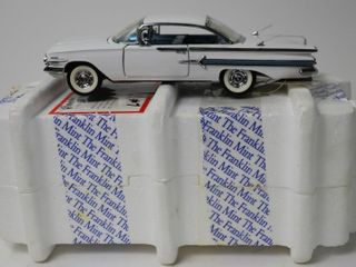 1960 CHEVROlET IMPAlA CAR 9  FRANKlIN MINT