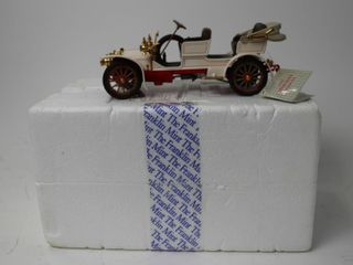 1904 MERCEDES SIMPlEX CAR 9  FRANKlIN MINT