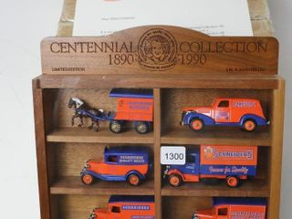 SCHEIDERS CENTENNIAl COllECTION SET OF 6