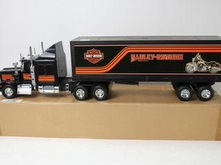 HARlEY DAVIDSON PlASTIC TRUCK AND TRAIlER 25