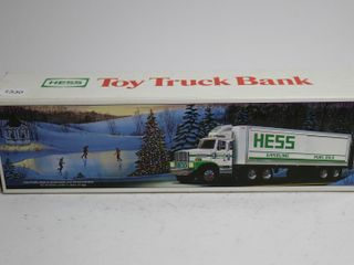 HESS TOY TANKER TRUCK BANK 15