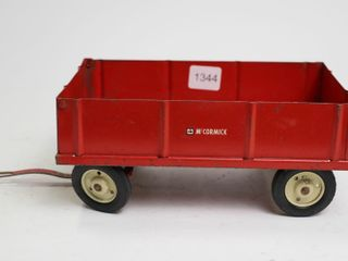 MCCORMICK TIN WAGON MADE IN USA 8