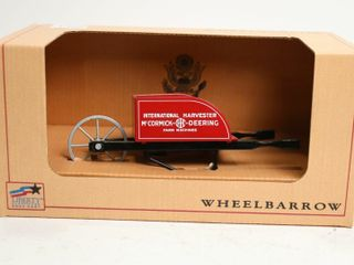 MCCORMICK DEERING WHEElBARROW 6