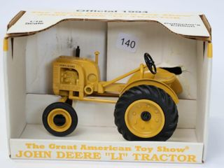 JOHN DEERE lI TRACTOR COllECTOR EDITION THE GREAT