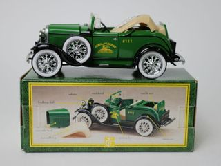 JOHN DEERE 1930 FORD MODEl  A  ROADSTER BANK
