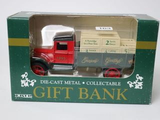 ERTl DIE CAST GIFT BANK 7