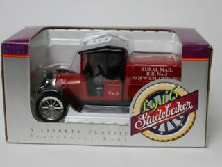 RURAl MAIl 1916 STUDEBAKER BANK SPEC CAST 6