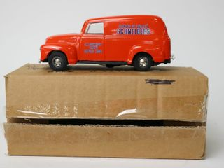 SCHNEIDERS 1950 CHEVY DElIVERY VAN BANK ERTl 7