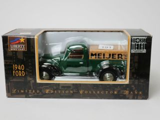 MEIJER S 1940 FORD COllECTOR BANK SPEC CAST