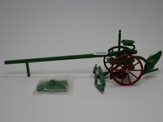 JOHN DEERE HORSE DRAWN ONE FURROW PlOW 1 16