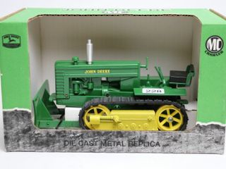 JOHN DEERE MC CRAWlER lIBERTY 1 16