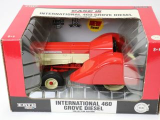 INTERNATIONAl 460 FROVE DIESEl TRACTOR ERTl 1 16