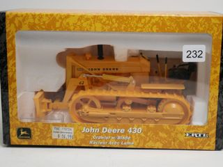JOHN DEERE 430 CRAWlER WITH BlADE ERTl 1 16