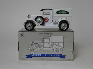 PURE FOOD HEINZ MODEl A PICK UP TRUCK BANK