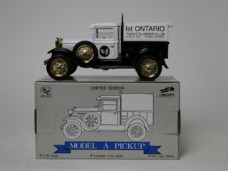 1ST ONTARIO TWO CYlINDER ClUB MODEl A PICKUP