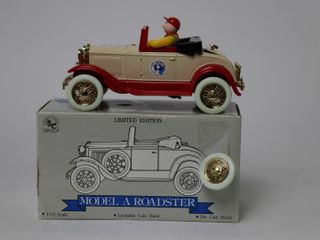 TOY FARMER MODEl A ROADSTER 1 25 SPEC CAST
