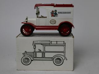 SUPER MARIO BROS 1913 MODEl T DElVERY BANK