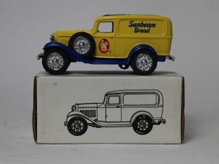 SUNBEAM BREAD 1932 PANEl DElIVERY BANK 1 25 ERTl