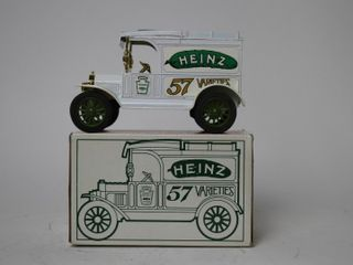 HEINZ 1913 MODEl T VAN BANK ERTl 6