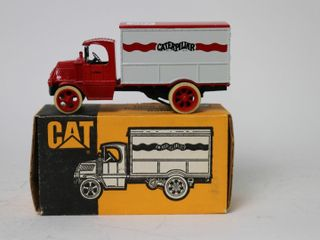CATERPIllAR 1926 MACK DElIVERY TRUCK BANK ERTl 6