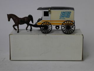UNITTED VAN lINES HORSE AND CARRIAGE BANK ERTl 7
