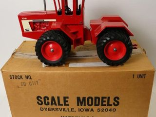 INTERNATIONAl 4366 ARTICUlATING TRACTOR WITH DUAlS