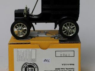 THE HOlT MFG  CO 1905 DElIVERY CAR BANK ERTl 5