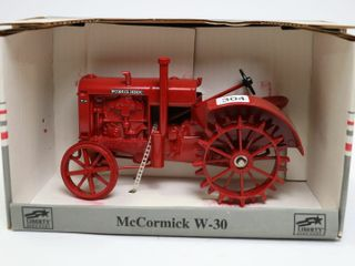 MCCORMICK W 30 TRACTOR ON STEEl lIBERTY 1 16