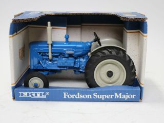 FORDSON SUPER MAJOR TRACTOR SPECIAl EDITION 1990