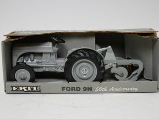 FORD 9N TRACTOR AND PlOW SPECIAl EDITION 50TH