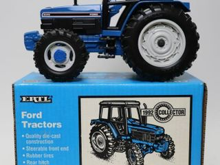 FORD 8340 MFWD TRACTOR 1992 COllECTORS EDITION