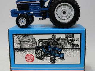 FORD 7740 TRACTOR 1992 COllECTORS EDITION ERTl