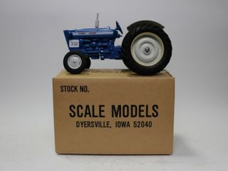 FORD 4000 TRACTOR SCAlE MODElS 1 16