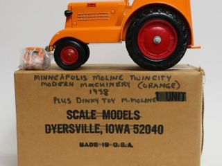 MINNEAPOlIS MOlINE TWIN CITY MODERN MACHINERY