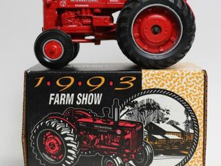 INTERNATIONAl I D 9 STANDARD TRACTOR 1993 FARM