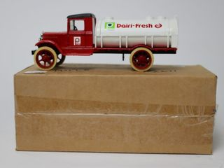PUBlIX DAIRI FRESH DElIVERY TRUCK BANK ERTl 7