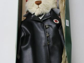 TEXACO STUFFED BEAR THIRD EDITION 1999