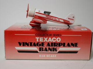 TEXACO AIRPlANE BANK 1 32 SPEC CAST