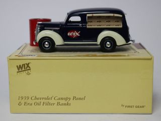 WIX 1939 CHEVY CANOPY PANEl VAN 6