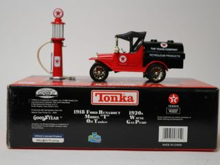 TEXACO 1918 FORD MODEl T RUNABOUT BANK WITH