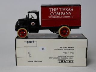 TEXACO 1925 MACK BUllDOG lUBRICANT TRUCK BANK