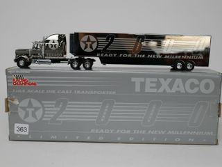 TEXACO DIE CAST TRANSPORTER 1 64 RACING CHAMPIONS