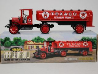 TEXCAO 1920 PIERCE ARROW TANKER BANK ERTl 11