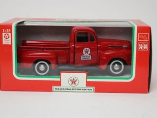 TEXACO 1948 FORD F1 PICK UP TRUCK 1 25 OMI