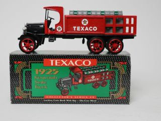 TEXACO 1925 KENWORTH STAKE TRUCK BANK ERTl 8
