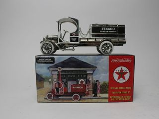 TEXACO 1919 GMC TANKER TRUCK BANK ERTl 8