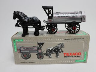 TEXACO HORSE AND TANKER BANK ERTl 9